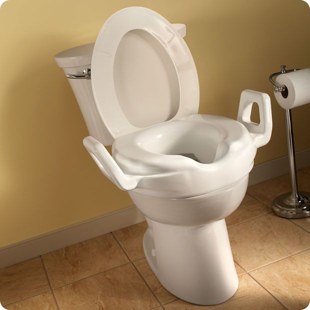 Elevated Toilet Seat For Your Bathroom Elevated Toilet Seat