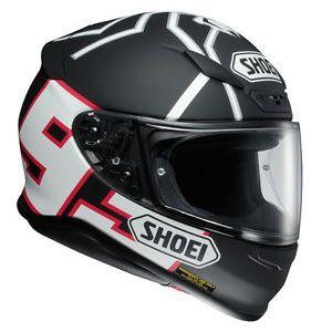 New Marc Marquez NXR Shoei helmet