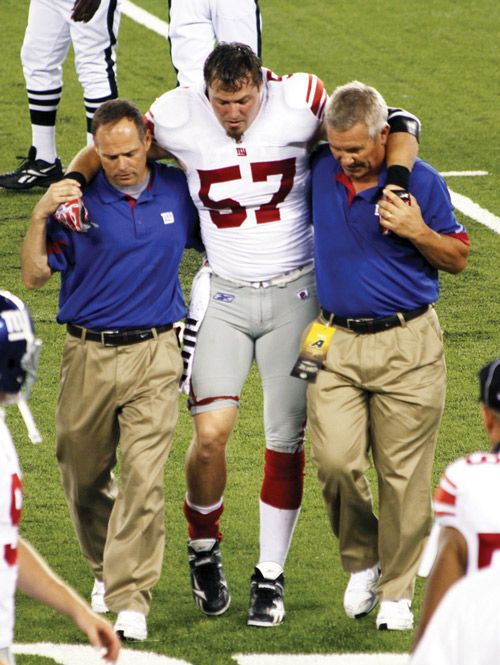 A Flurry Of Anterior Cruciate Ligament Acl Injuries In National