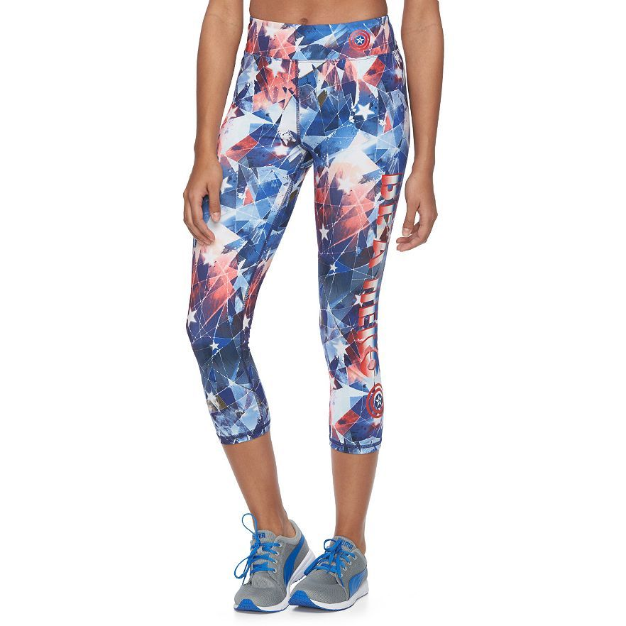 7c59895878b7ab Her Universe Avengers Activewear line at Kohl's | Wardrobe Goals ...