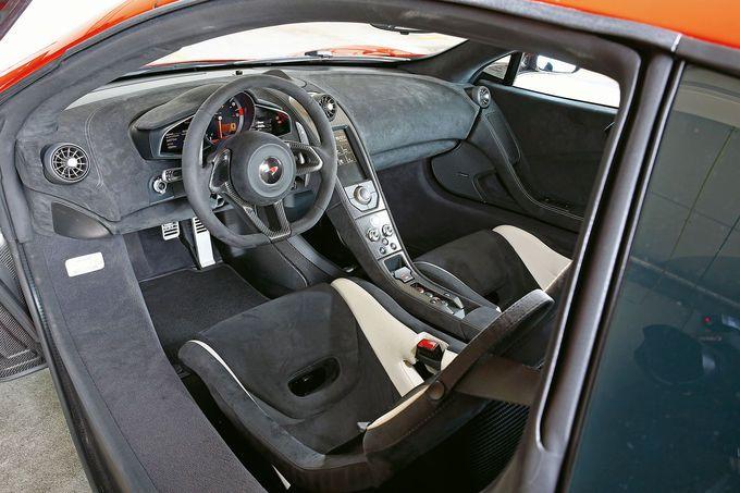 McLaren 675LT - Sportwagen - Test