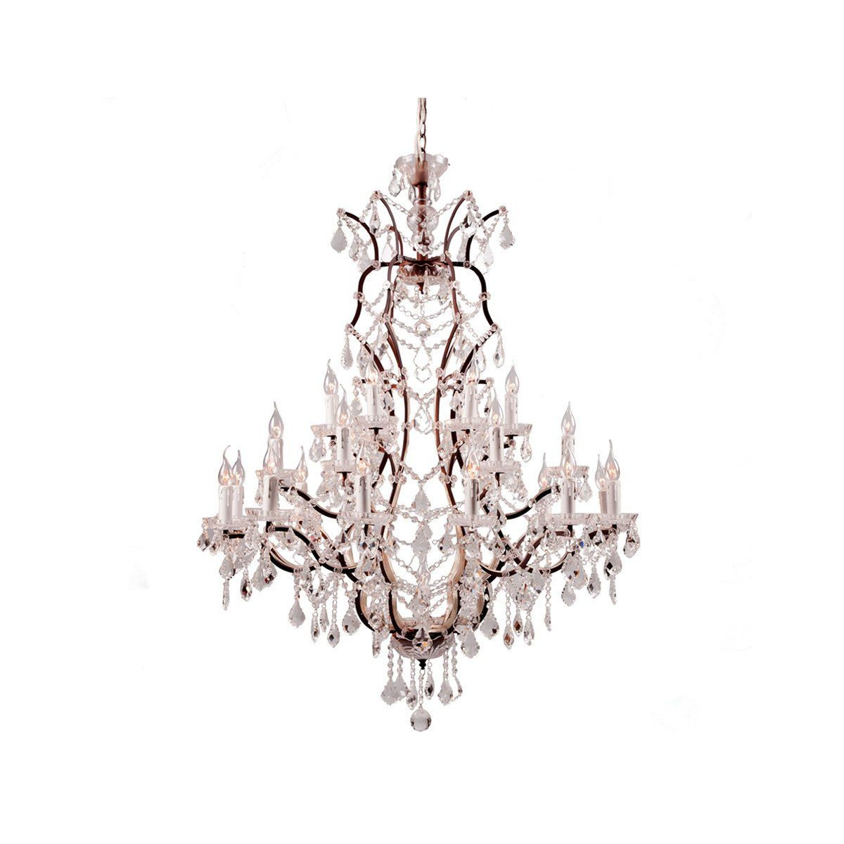 Winslet extra large chandelier rust large chandeliers rust and brisbane arubaitofo Gallery