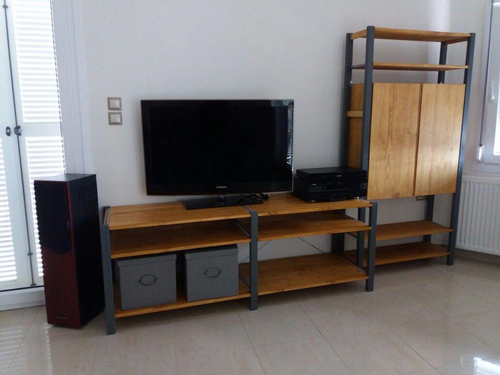 ivar hacktv ferniture  wohnung wohnzimmer diy möbel und