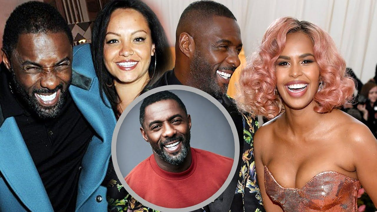 Idris Elba Family Photos With Daughter Son And Wife Sabrina Dhowre 2020 In 2020 Sports Gallery Wife And Girlfriend Famous Sports