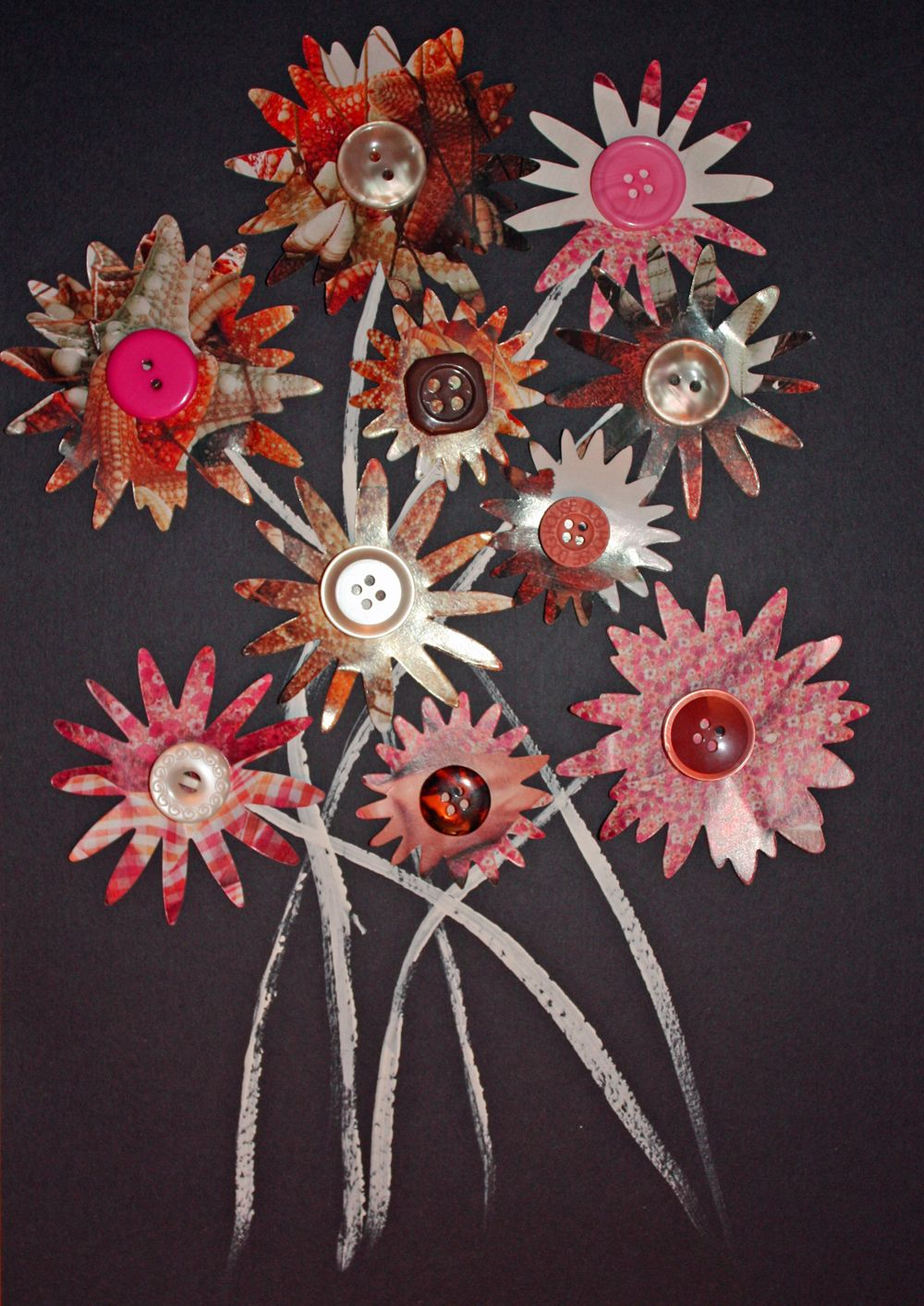 A Blog about easy crafts for the elderly, disabled and