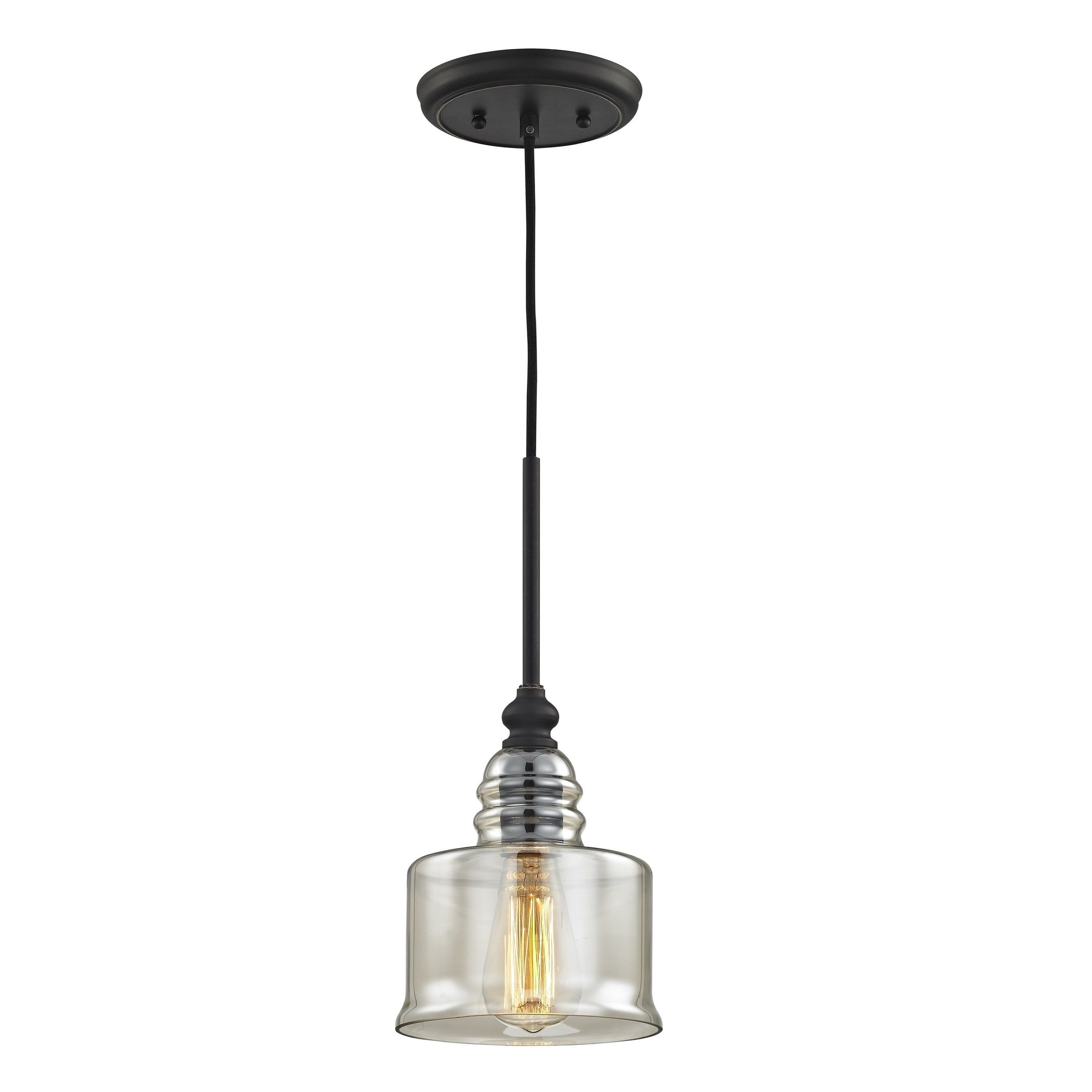 vintage finish pendant fabric woven cord mini light designer black cluster product en edison