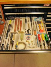 Lets see pictures of your tool box organization  The Garage Journal Board  WW Tool and Hard Lets see pictures of your tool box organization  The Garage Journal Board  WW...