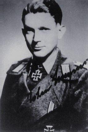Joachim Wagner hauptmann d r hans joachim wagner 1913 1985 chef stabsbatterie