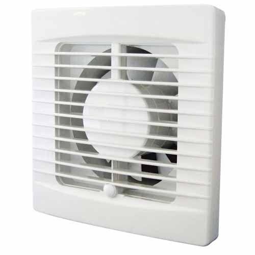 Wall/Ceiling Fan Standard 100mm White Fascia   Ceiling fan ...