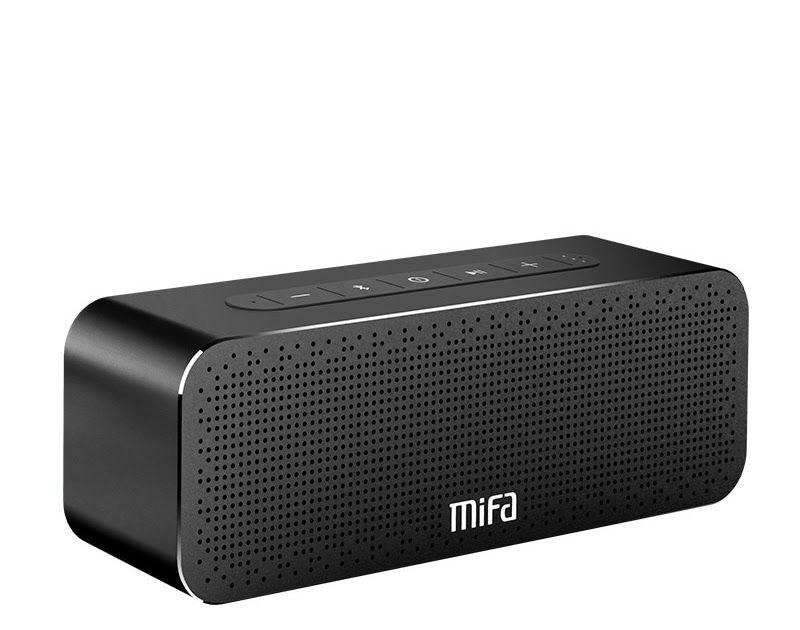 Discount Mifa A20 Bluetooth Speaker Metal Portable Super Bass Wireless Speaker Bluetooth4 2 3d Digital Sound Wireless Speakers Diy Bluetooth Speaker Speaker