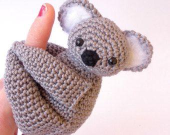 Free Amigurumi Koala Pattern : Crystal panda free panda amigurumi crochet patterns