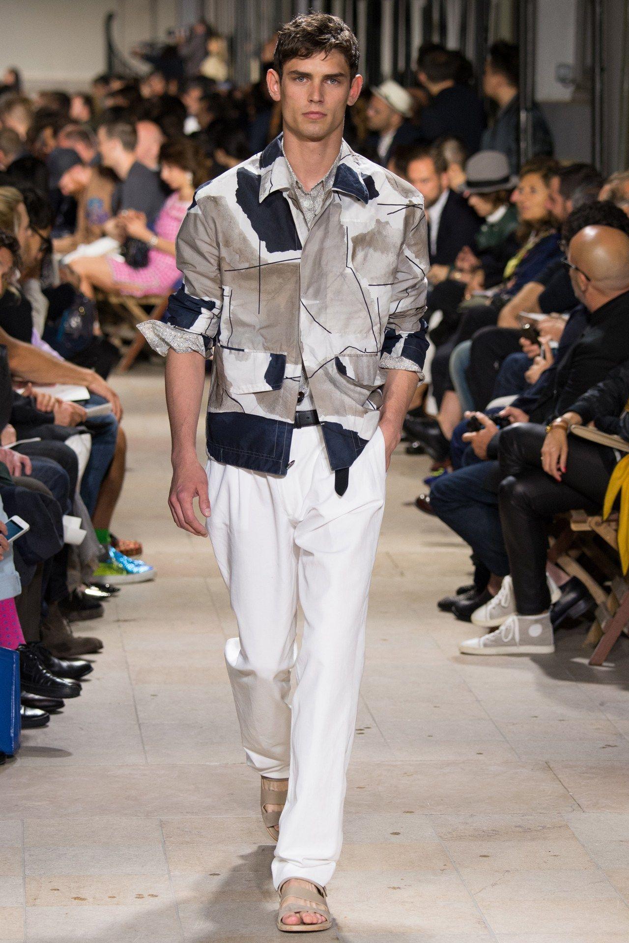 Hermes, spring/summer 2015 menswear