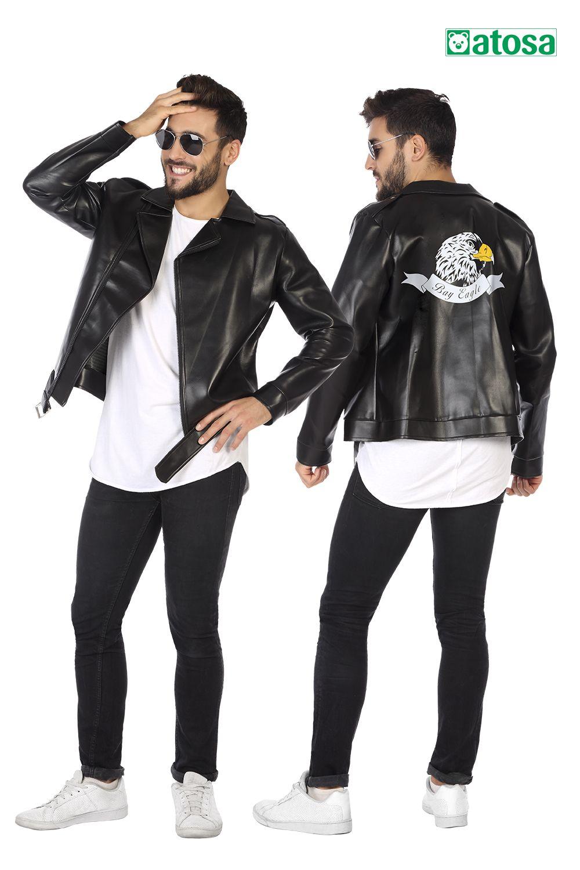 Disfraz hombre años 50 en 2020 Disfraz hombre, Disfraces