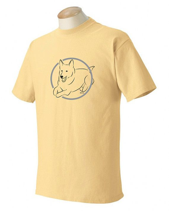 Chinese Shar-Pei Agility Garment Dyed Cotton T-shirt uExtU