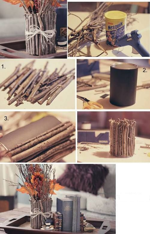 DO IT YOURSELF TO CREATE A PERSONALIZED DIY HOME DECOR - Page 23 of 51 images