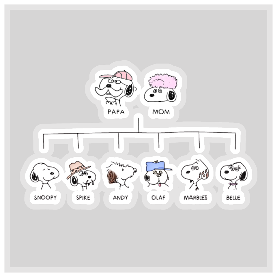 スヌーピー♡イラスト   完全無料画像検索のプリ画像!   snoopy