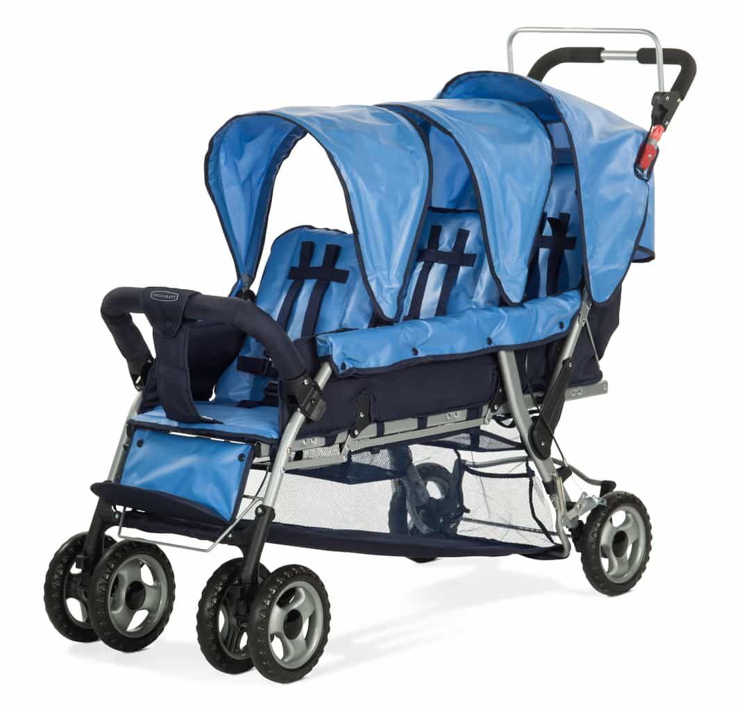 Child Craft sports Child triple stroller Triple stroller