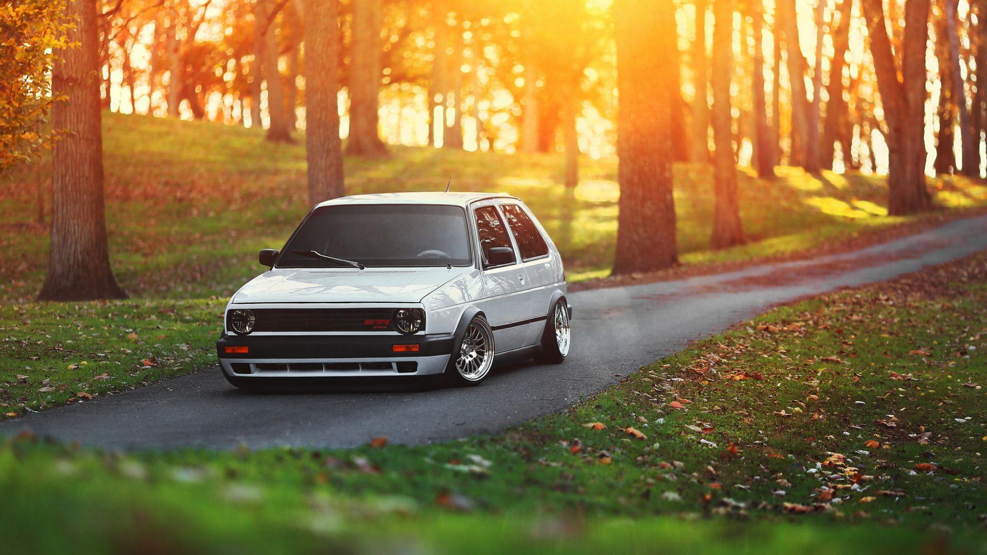 Bildergebnis Fur Aerodesign Vw Mk2 Volkswagen Gti Hatchback