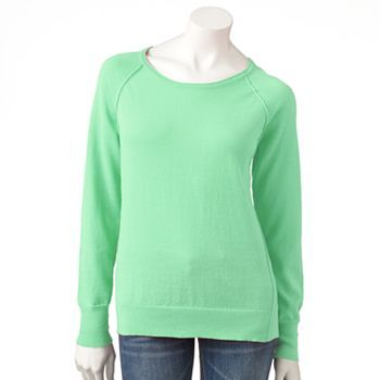 SONOMA life + style Solid Sweater - Women's
