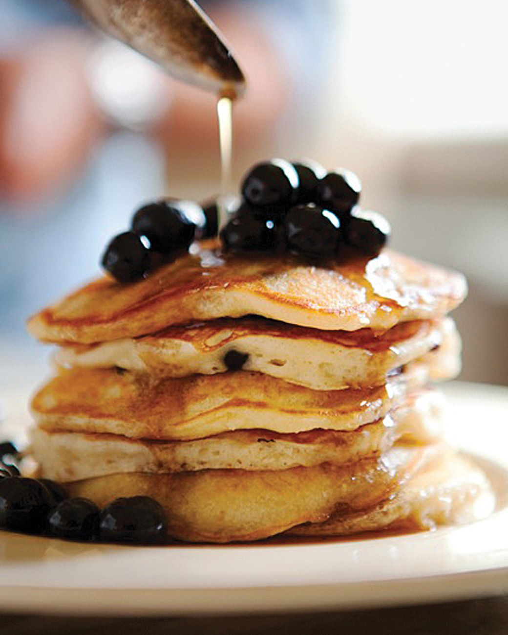 Buttermilk Blueberry Pancakes Recipe Blueberry Buttermilk Pancakes Blueberry Pancakes Breakfast Brunch Recipes