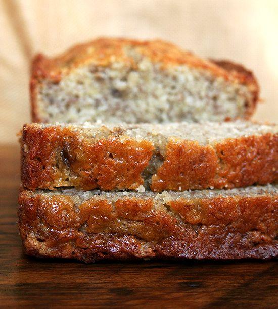 Mrs Myers S Sweet And Moist Banana Bread Alexandra S Kitchen Recipe Best Banana Bread Banana Bread Recipes Food