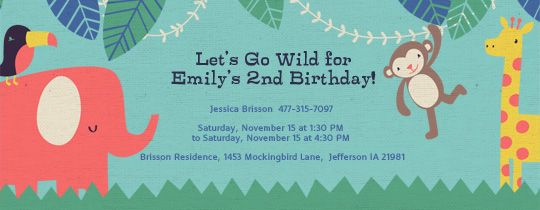 Awesome Evite Birthday Invitations Ideas