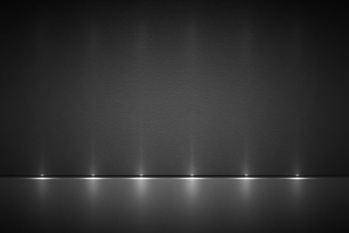 Fondo Gris, Luces, Lights, Grey Background wallpaper download