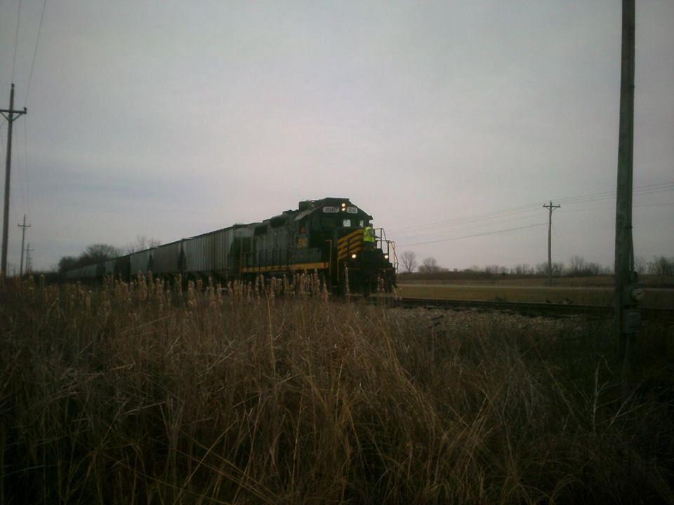 Keokuk junction railway prex 2040 on 03162017 at wee ma