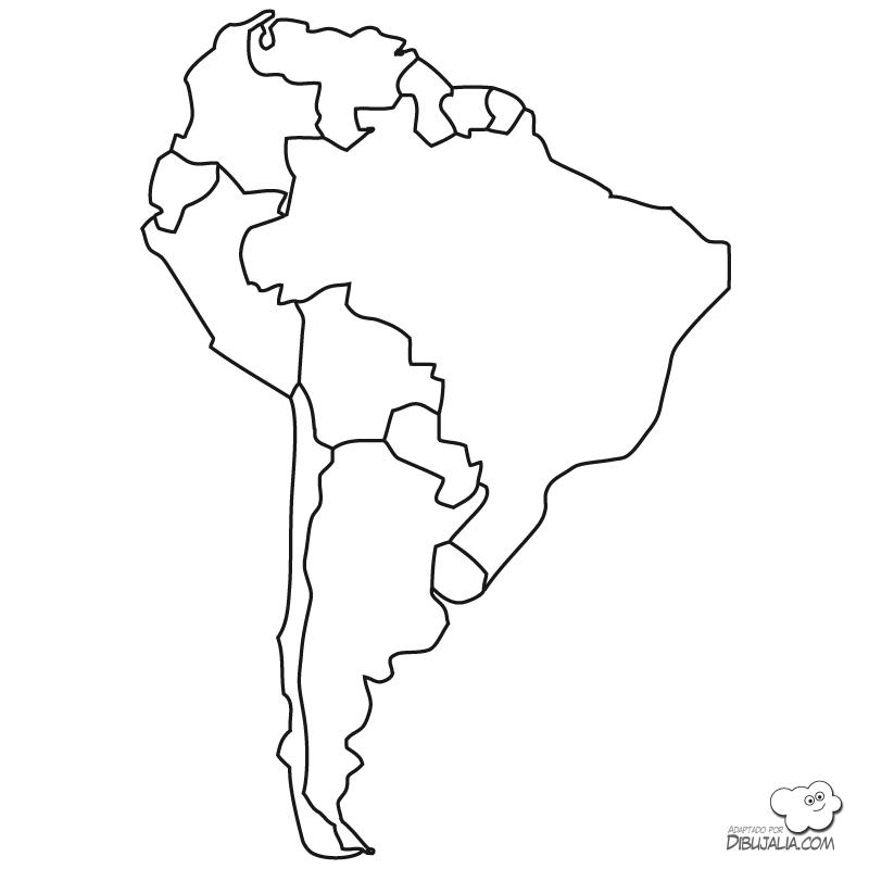 Mapa Politico Sudamerica Africa Map India Map Map