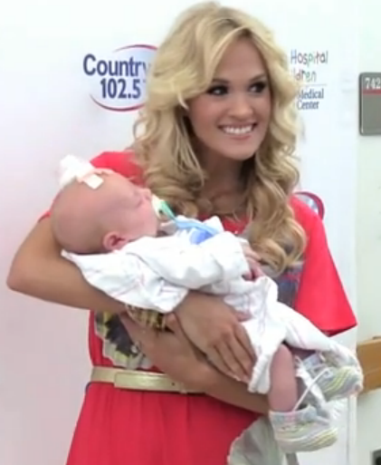 carrie underwood baby share share this post on digg del