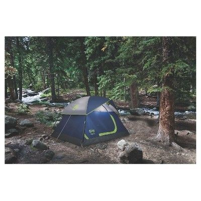 Coleman Sundome 2-Person Dome Tent Blue  sc 1 st  Pinterest & Coleman Sundome 2-Person Dome Tent Blue | tents for all seasons ...