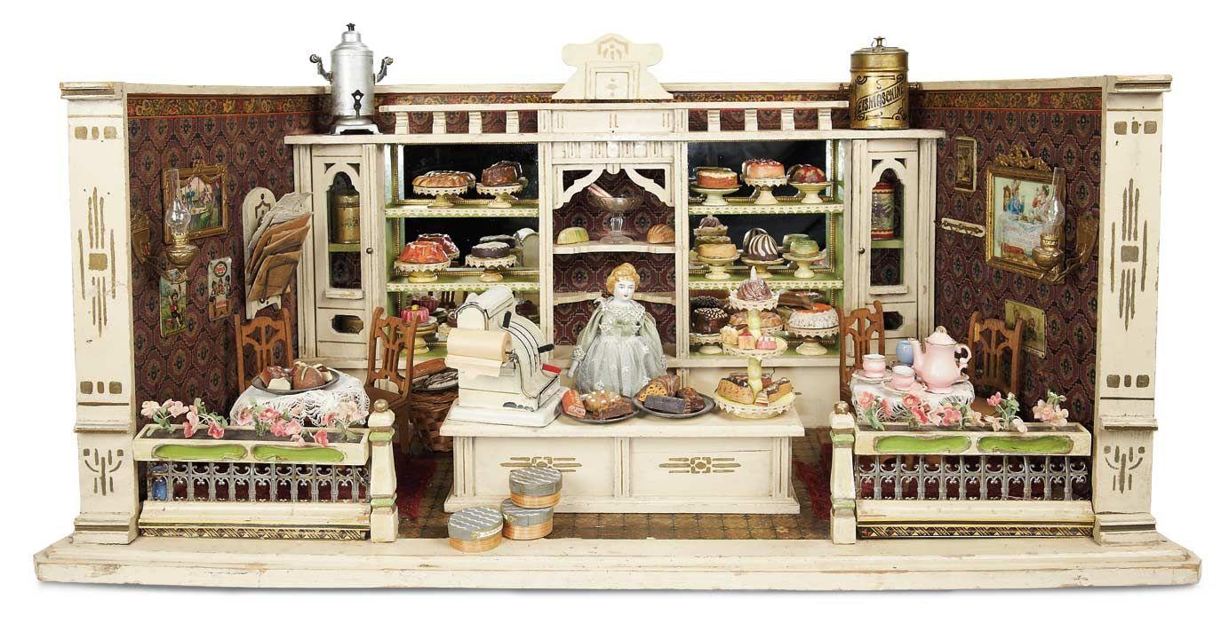De Kleine Wereld Museum Of Lier 114 Wonderful German Tea Room With