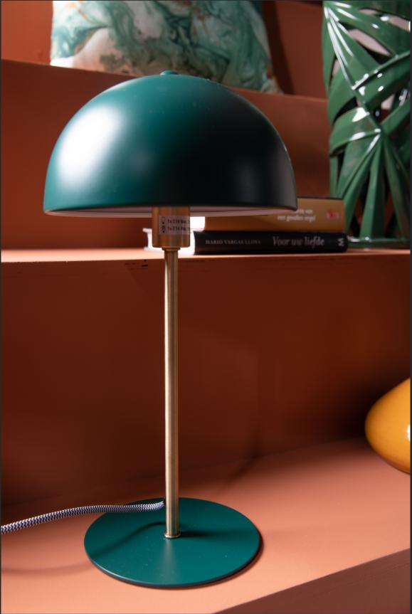 Tafellamp Bjarn groen   Tafellamp, Moderne lampen, Interieur