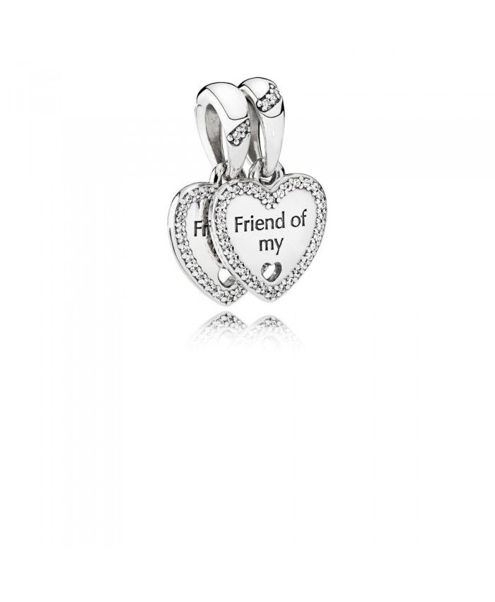 charm pandora friends