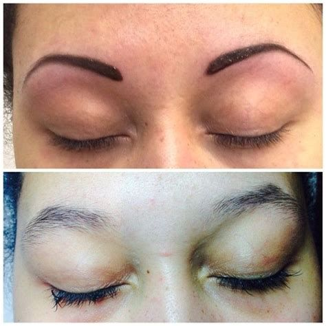 Semi or Easy Eyebrow Tattoo: Cost | Beauty: Brow - Microdermablading