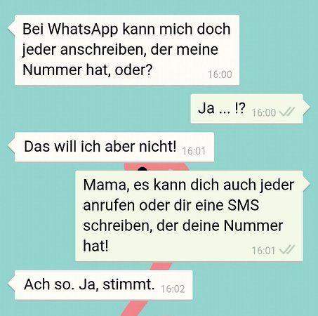 Lustige WhatsApp Chats in 2020