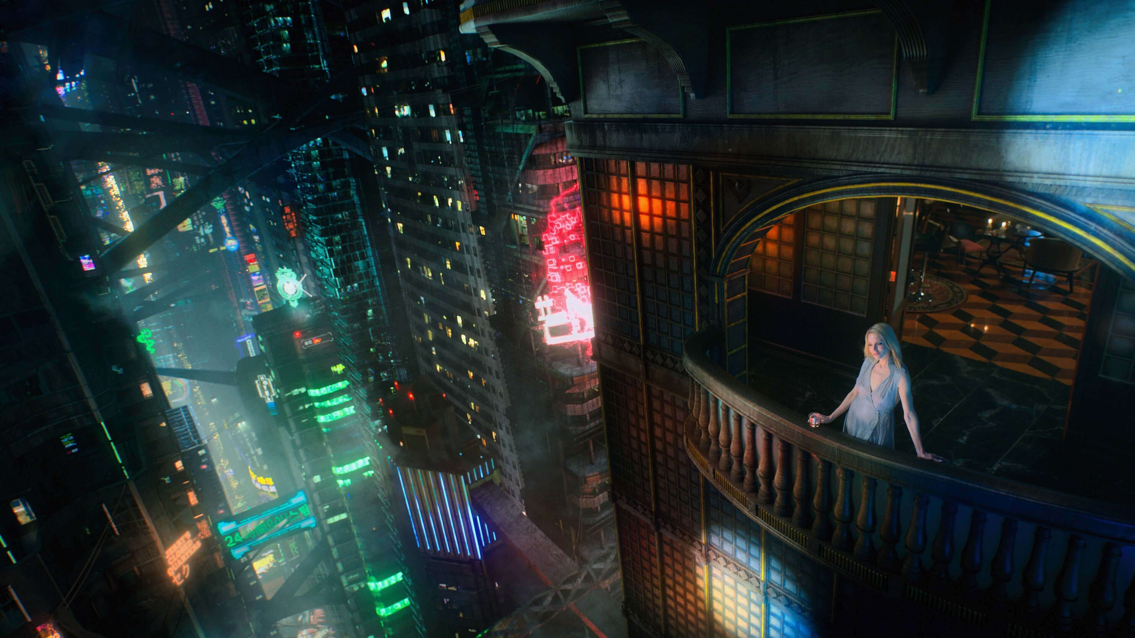 Altered Carbon Season 2 Coming To Netflix In February 2020
