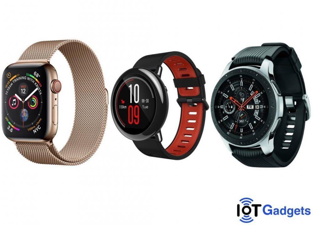 Best smartwatchfitness tracker to buy in may 2019 smart