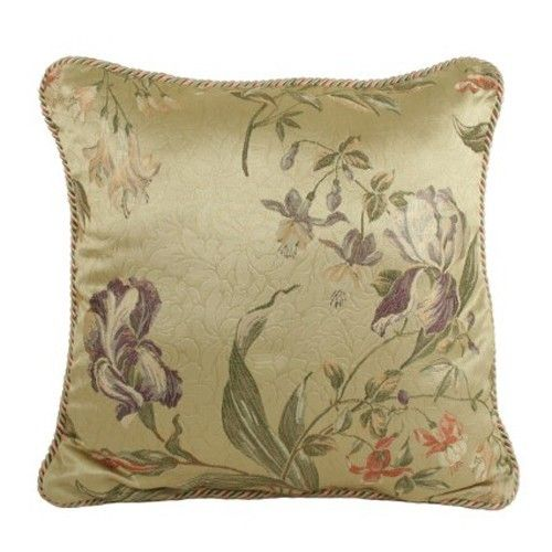 Croscill Iris Duvet Covers 20 Off Shipping The Home Decorating Company Bed Pillows Decorative Pillows Decorative Pillows