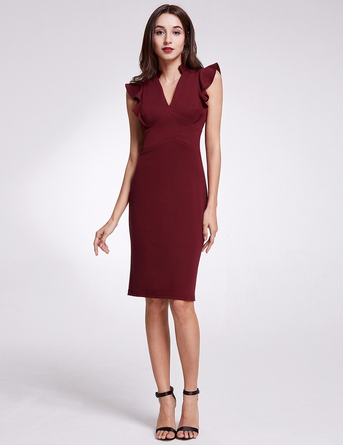 c3700a13757 Sexy Fitted Short Sheath Dress