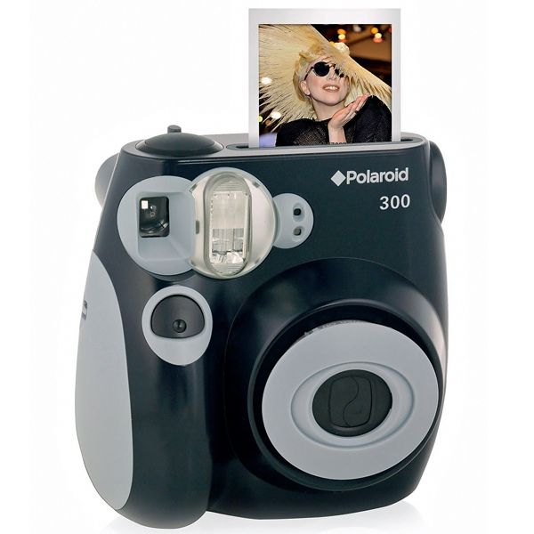 Polaroid 300 Instant Camera PIC-300L from Picsity.com