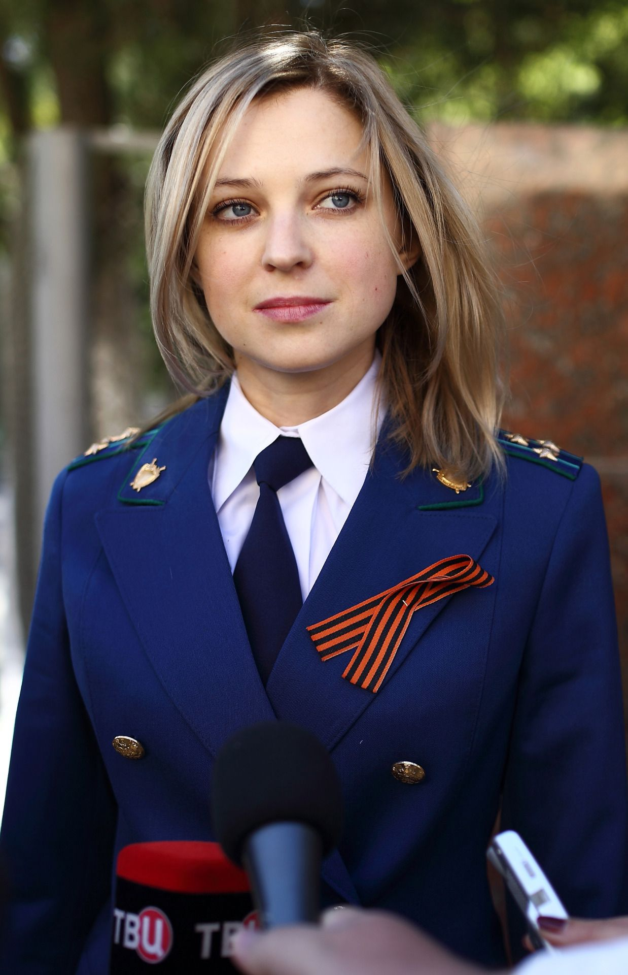 Natalya Poklonskaya can become a competitor of Irina Yarovaya 05.08.2015 62