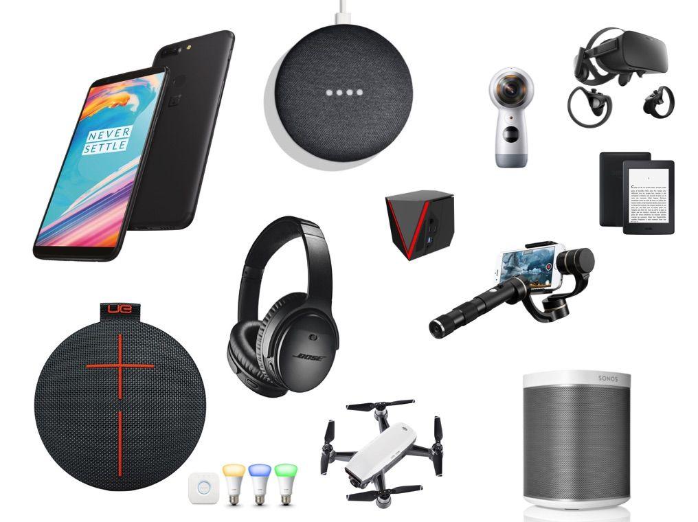 15 idées de cadeaux high tech pour un Noël très geek | High tech