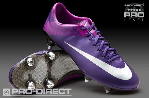 Nike Rugby Boots - Nike Vapor VII SG - Soft Ground - Court Purple-Metallic  Silver bb2e03c7a331c