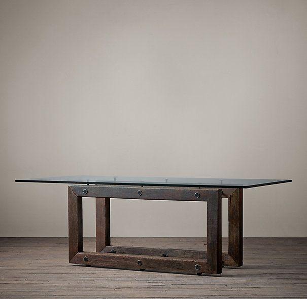 brazilian wood furniture. Reclaimed Brazilian Wood Rectangular Dining Table $2395 For 108\ Furniture ,