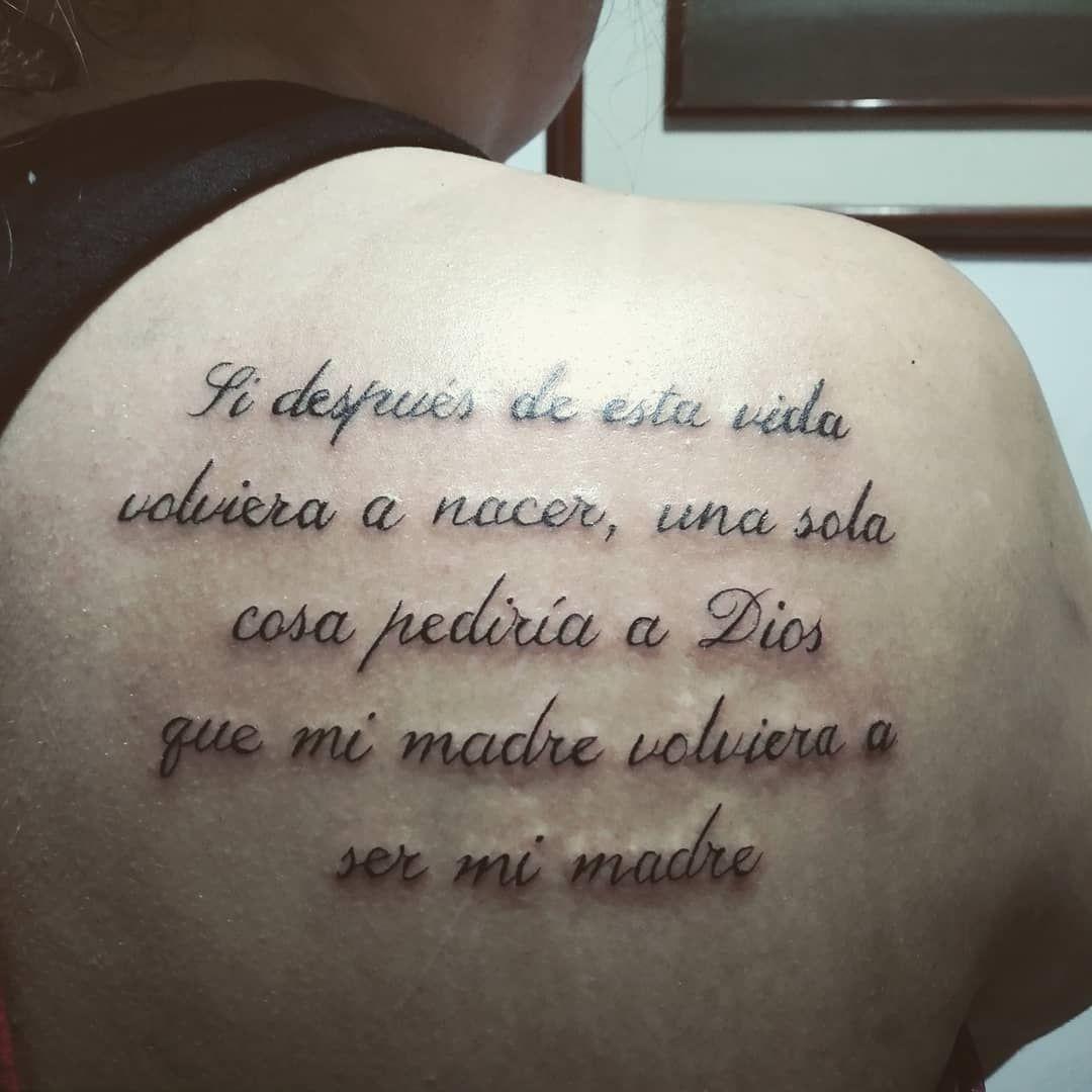#frases #tattoofrases #tattooletras #tattooespalda #tattoostyle #tattoofamily #tattooamor #tattooart #tattooed #tattoocolombia #tattoocucuta #tattoogirl #tattoomedellin #tattoovida #tattoomujer #tattoo #tattooartist #tattoos #tattooist #tattoofamilia #tattoos_of_instagram