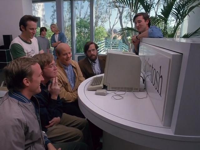 Pirates Of Silicon Valley 1999 Apple Macintosh Macintosh Macintosh Apple