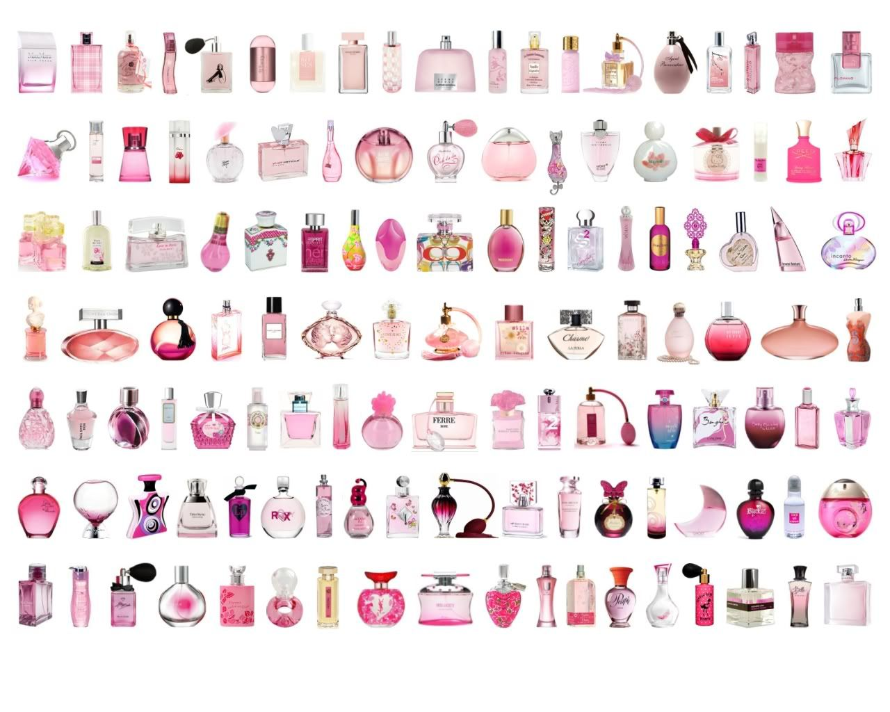 All Types Of Pink Perfume 3 ヴィクトリアシークレット Pink ピンクの香水 ヴィクトリアズシークレット
