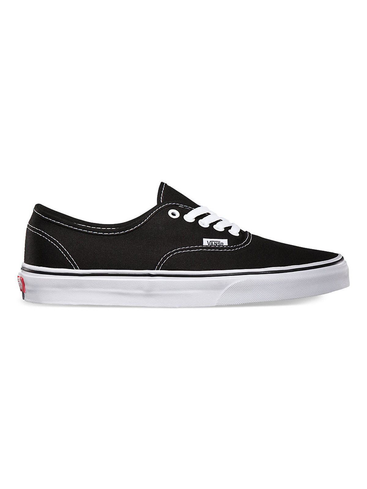 1c9f1c74410a12 Vans Authentic - Black