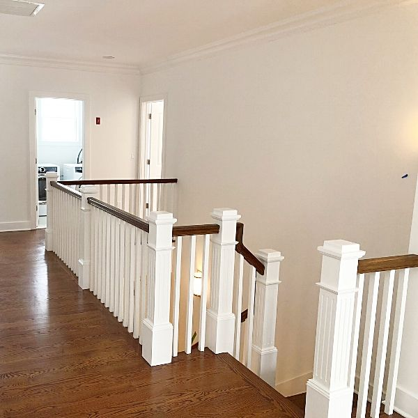 Banister Staining Westchester County, Ny (With Images